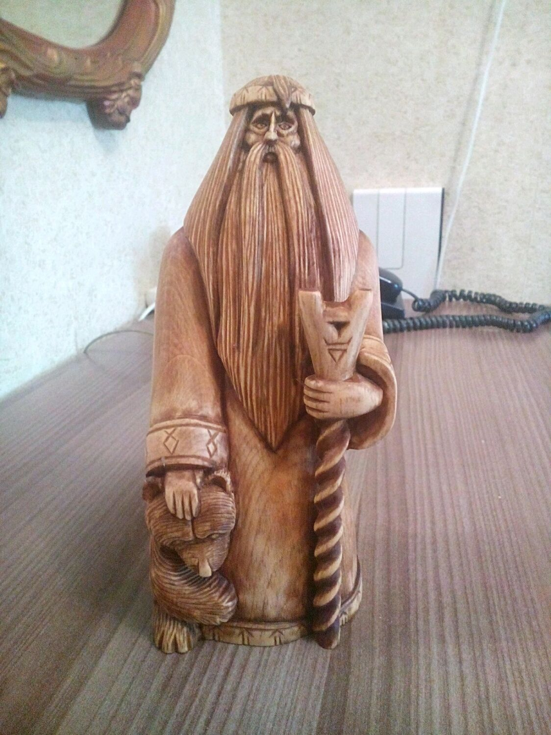 Славянский бог велес фото