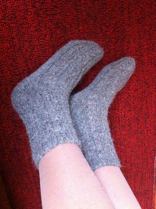 Носки, Чулки ручной работы. Ярмарка Мастеров - ручная работа. Купить Шерстяные ажурные носки - женские. Handmade. Женские носки