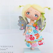 """Куклы и игрушки ручной работы. Ярмарка Мастеров - ручная работа Букашечка """"Мими"""". Handmade."""