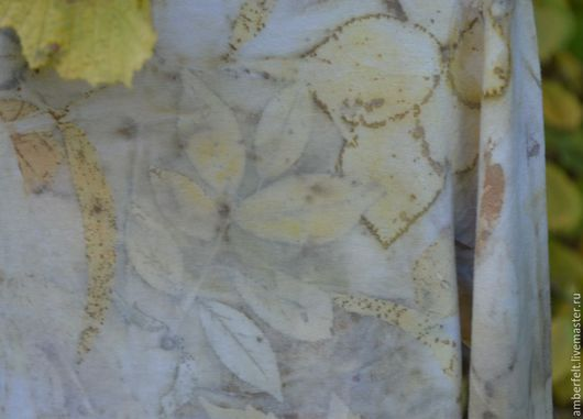 Кофты и свитера ручной работы. Ярмарка Мастеров - ручная работа. Купить Хлопковая футболка  в Эко стиле.. Handmade. Разноцветный
