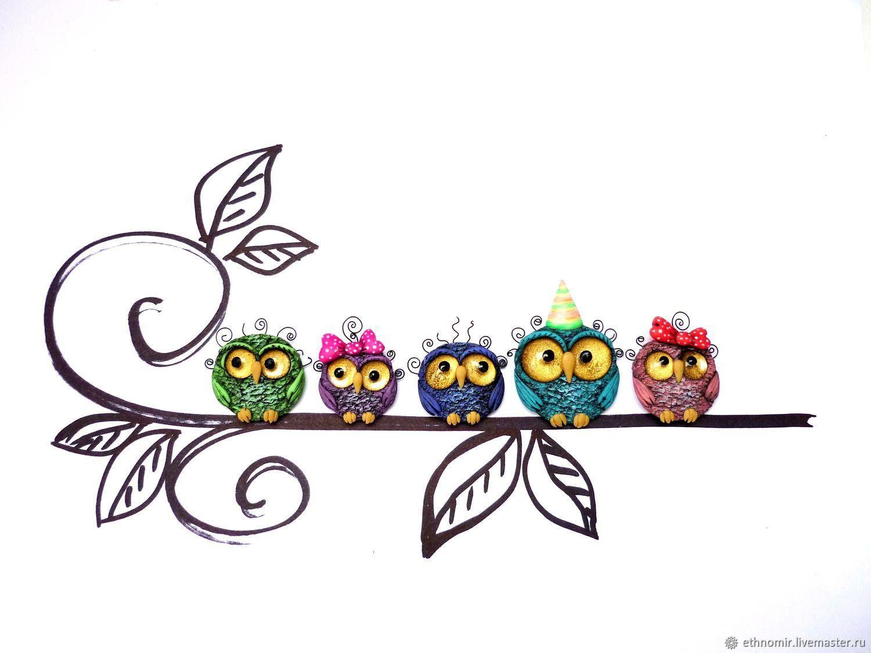 Brooch 'Owl', Brooches, Irbit,  Фото №1