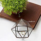 Свадебный салон handmade. Livemaster - original item Box. Wedding box for rings. Handmade.