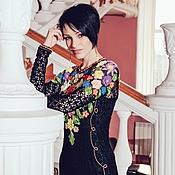 """Одежда ручной работы. Ярмарка Мастеров - ручная работа Платье """" Праздник цветов"""". Handmade."""