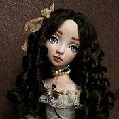 "Dolls handmade. Livemaster - original item Copy of Doll ""Catty"". Handmade."
