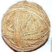 Материалы для творчества handmade. Livemaster - original item Yarn from the wool trehkanatnoy collie
