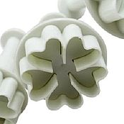 Материалы для творчества ручной работы. Ярмарка Мастеров - ручная работа Цветок пятилистник  - набор плунжеров - 3 штуки. Handmade.