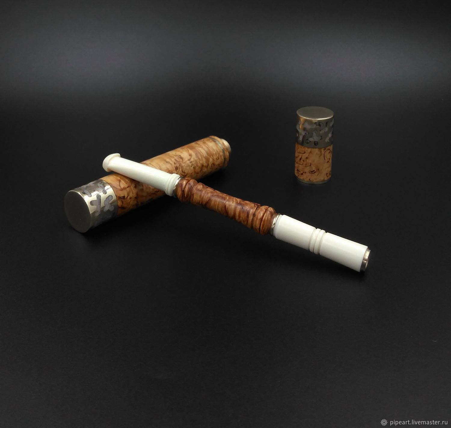 Mouthpiece 4-20 Mammoth, Cigarette holder, Moscow,  Фото №1