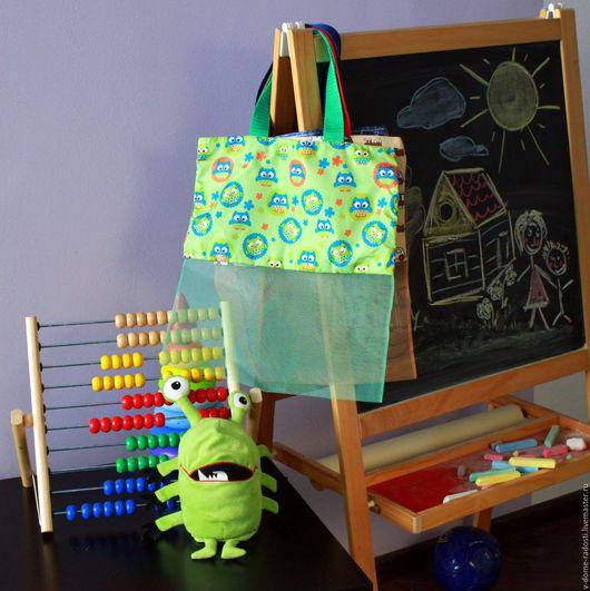 сумка детская, сумка для песочницы, для ребенка, для детей, купить сумку