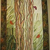 """Картины и панно ручной работы. Ярмарка Мастеров - ручная работа """"Сплетение. Лианы"""". Handmade."""
