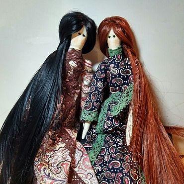 Куклы и игрушки ручной работы. Ярмарка Мастеров - ручная работа Куклы Тильды -Восточные красавицы. Handmade.