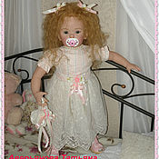 Куклы и игрушки ручной работы. Ярмарка Мастеров - ручная работа Сонечка.. Handmade.