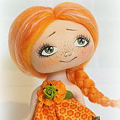 """Куклы и игрушки ручной работы. Ярмарка Мастеров - ручная работа Малютка """"Лето"""". Handmade."""