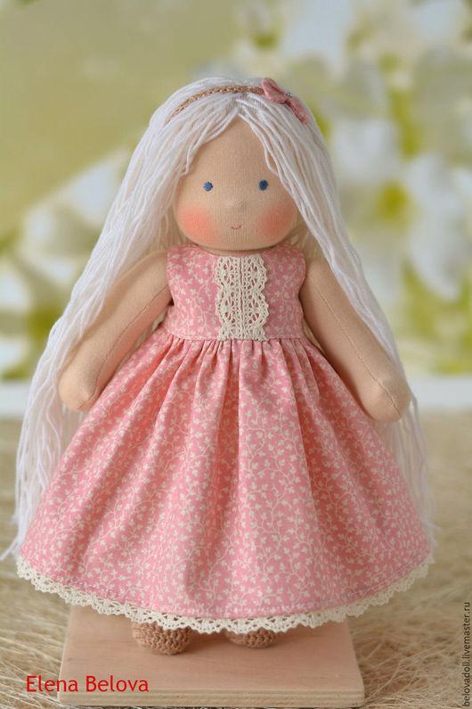Вальдорфская игрушка ручной работы. Ярмарка Мастеров - ручная работа. Купить Вальдорфская кукла Вероника, 30 см. Handmade.