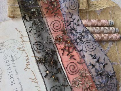 Декор шитье