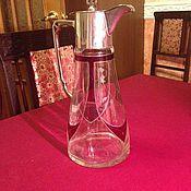 Роскошный старинный кувшин для напитков, стиль модерн