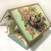 Для дома и интерьера ручной работы. Ярмарка Мастеров - ручная работа птицы, цветов любимый аромат. Handmade.