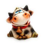 Сувениры и подарки handmade. Livemaster - original item Ceramic statuette