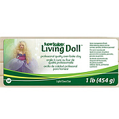 Материалы для творчества ручной работы. Ярмарка Мастеров - ручная работа Super Living Doll светло-бежевый. Handmade.