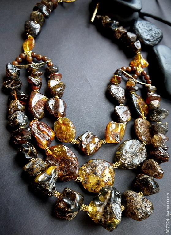 купить украшение из янтаря в туле