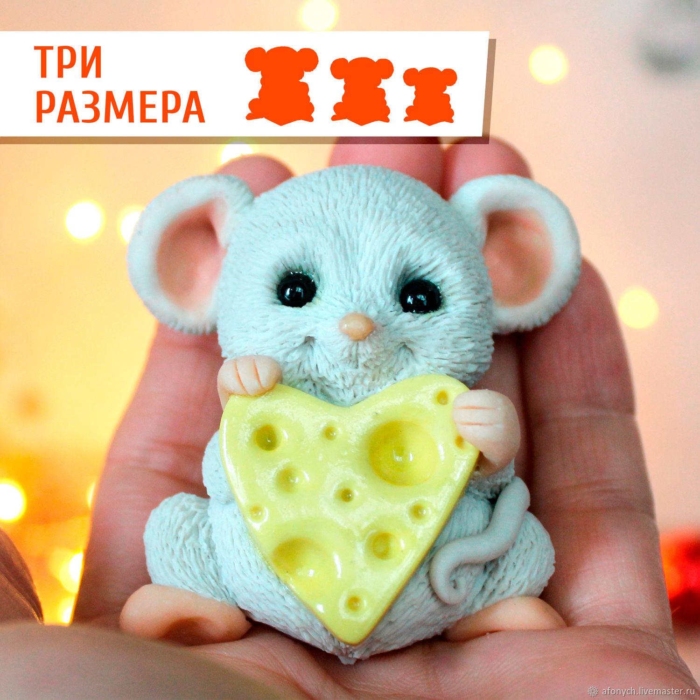 #626, Мышка с сыром, три размера на выбор, Молды, Таганрог,  Фото №1