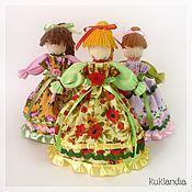 Куклы и игрушки ручной работы. Ярмарка Мастеров - ручная работа Веснянка, оберег красоты. Handmade.