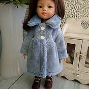 Одежда для кукол ручной работы. Ярмарка Мастеров - ручная работа Шубка для Паола Рейна. Handmade.