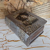 Для дома и интерьера ручной работы. Ярмарка Мастеров - ручная работа Шкатулка - книга. Handmade.