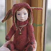 Куклы и пупсы ручной работы. Ярмарка Мастеров - ручная работа Тедди-долл Лука. Handmade.