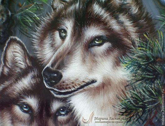 Любовь волков как Лунная соната - даётся раз, и умирает навсегда...