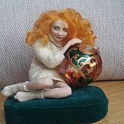 Куклы и игрушки ручной работы. Ярмарка Мастеров - ручная работа Тепло. Handmade.