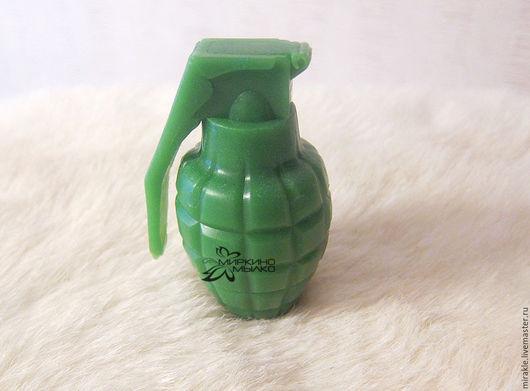 Мыло ручной работы. Ярмарка Мастеров - ручная работа. Купить Мыло Граната 3д. Handmade. Зеленый, мыло, мыло в москве