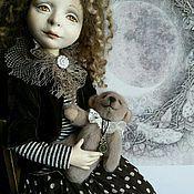 Куклы и игрушки ручной работы. Ярмарка Мастеров - ручная работа Машенька со скидкой. Handmade.