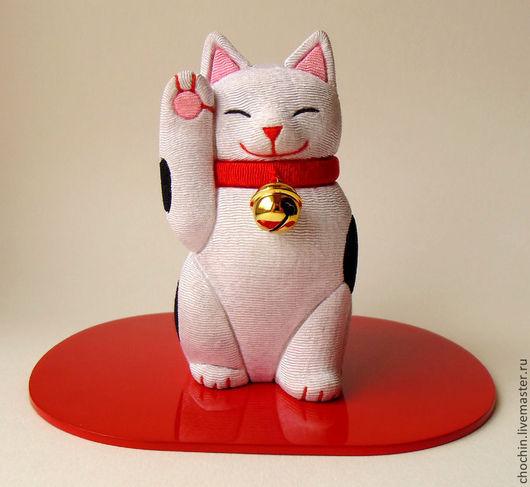 kimekomi doll кот манеки неко купить в москве японская кошка манеки неко магазин статуэтки манеки неко купить кота манеки неко япония купить манящий кот манэки нэко chochin Мария Ильницкая