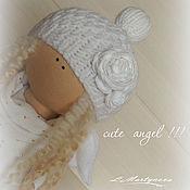 Куклы и игрушки handmade. Livemaster - original item Doll, Textile, Interior Copyright. ANGEL.. Handmade.
