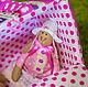 Кукольный дом ручной работы. Домик-сумка. Антонина (Ruki-kruki). Ярмарка Мастеров. Игрушка для девочки, домик для кукол
