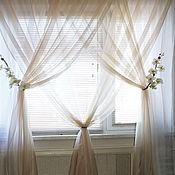 Для дома и интерьера handmade. Livemaster - original item The curtains in the nursery Voile proffi 6v1. Handmade.