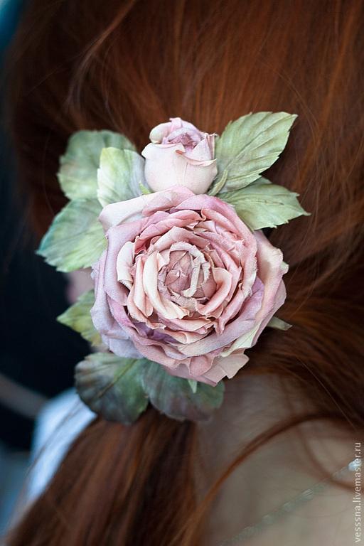 Заколки цветы свадебные купить подарок другу на 30 лет мужчине у которого все есть