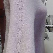 """Одежда ручной работы. Ярмарка Мастеров - ручная работа пуловер """"Мохеровая нежность"""". Handmade."""