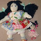 Куклы и игрушки ручной работы. Ярмарка Мастеров - ручная работа Кукла  Грета. Handmade.