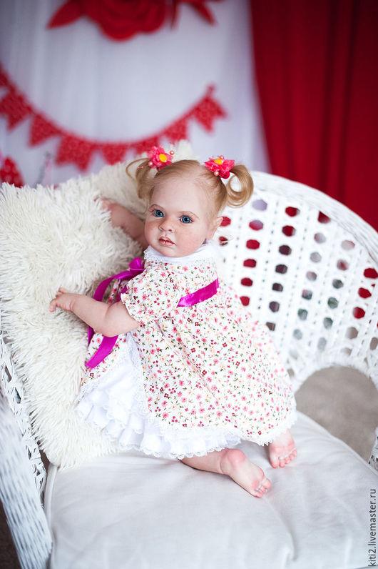 Куклы-младенцы и reborn ручной работы. Ярмарка Мастеров - ручная работа. Купить Аля.кукла реборн. Handmade. Реборн недорого
