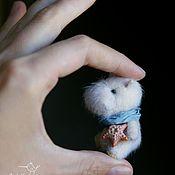 Куклы и игрушки ручной работы. Ярмарка Мастеров - ручная работа Бегемотики HappyHippo. Handmade.