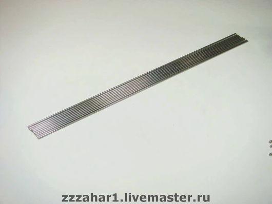 Другие виды рукоделия ручной работы. Ярмарка Мастеров - ручная работа. Купить Мандрель  d 2,0 мм  L 230 мм (10 шт). Handmade.
