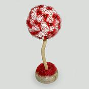 handmade. Livemaster - original item Tree-topiary of carnelian,