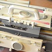Материалы для творчества ручной работы. Ярмарка Мастеров - ручная работа вязальная машина  Brather KH893+KR840 новая 5 класс 200 игл. Handmade.