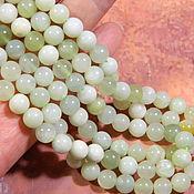 Материалы для творчества handmade. Livemaster - original item Beads: jade for jewelry. pc. Handmade.