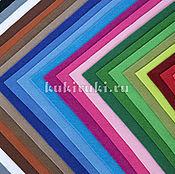 Набор испанского фетра 24 цвета