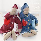 Куклы и игрушки ручной работы. Ярмарка Мастеров - ручная работа Сонные ангелы. Handmade.