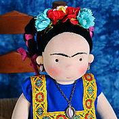 Вальдорфские куклы и звери ручной работы. Ярмарка Мастеров - ручная работа Фрида, вальдорфская кукла (35 см). Handmade.