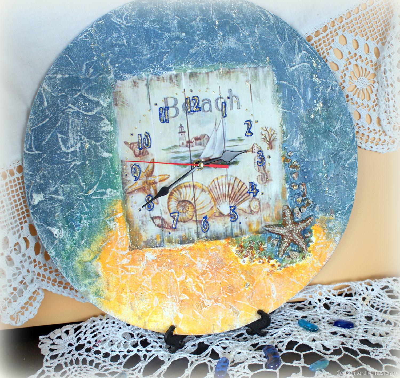 Часы Мечты о море, Часы классические, Нефтекамск,  Фото №1