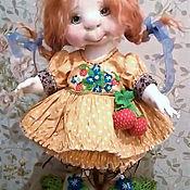 Куклы и пупсы ручной работы. Ярмарка Мастеров - ручная работа Кукла Варенька. Handmade.